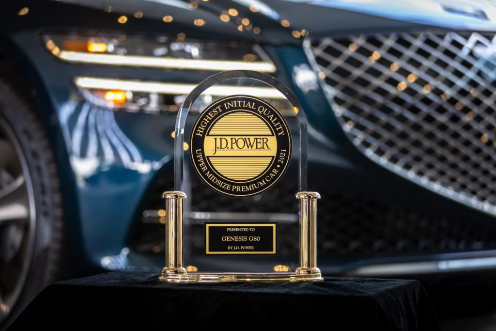 وتقع G80 في قلب مجموعة جينيسيس من سيارات السيدان، حيث صممت لتوفر توازنًا مثاليًا بين الراحة والأداء الراقي