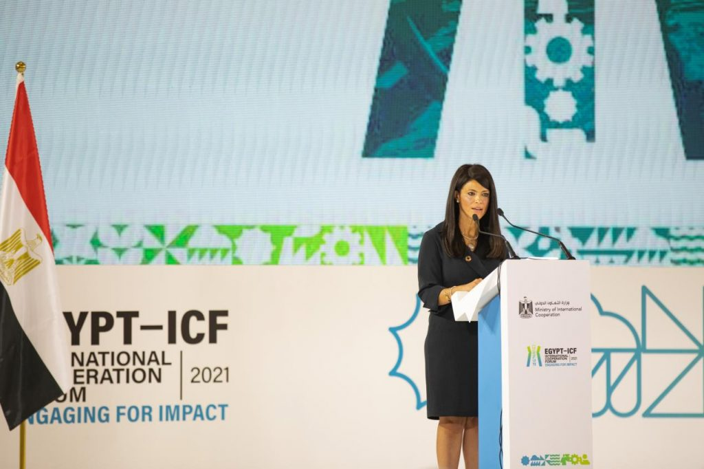 """Egypt pushes for greater global collaboration as an international Cairo-based forum """"Egypt – ICF"""" kicks off post-COVID sustainable development talks"""