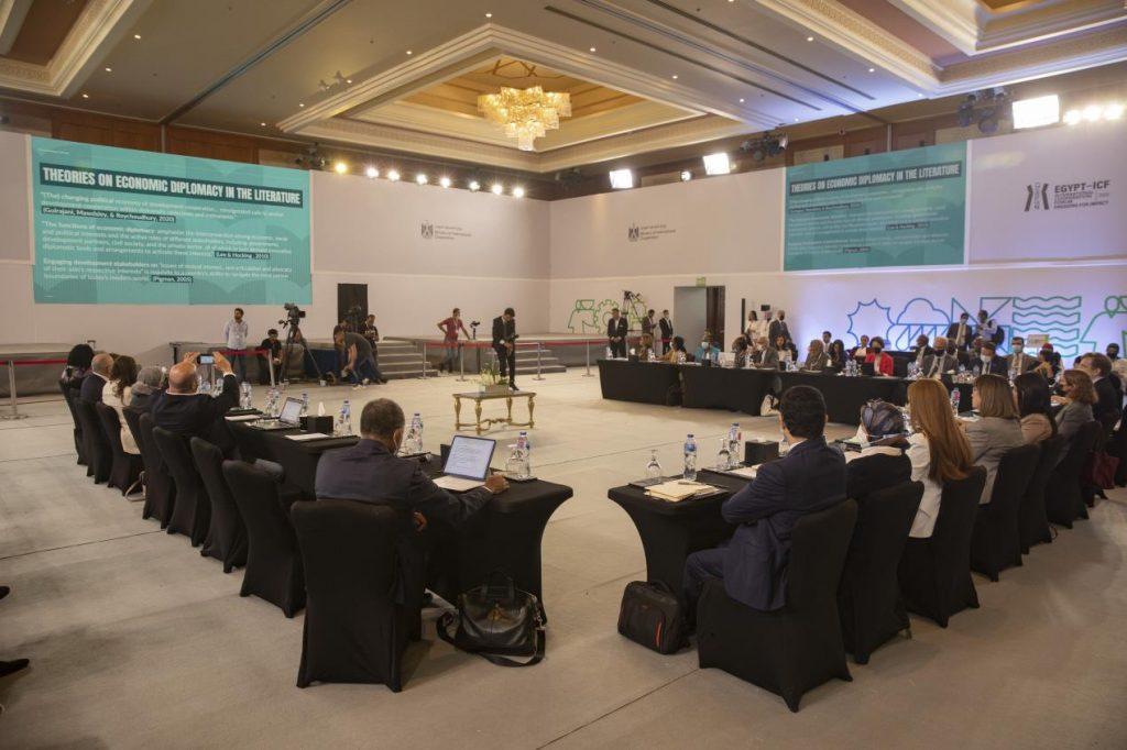 بنك الاستثمار الأوروبي يشيد بتجربة الحكومة المصرية في مطابقة التمويل الإنمائي مع أهداف التنمية المستدامة