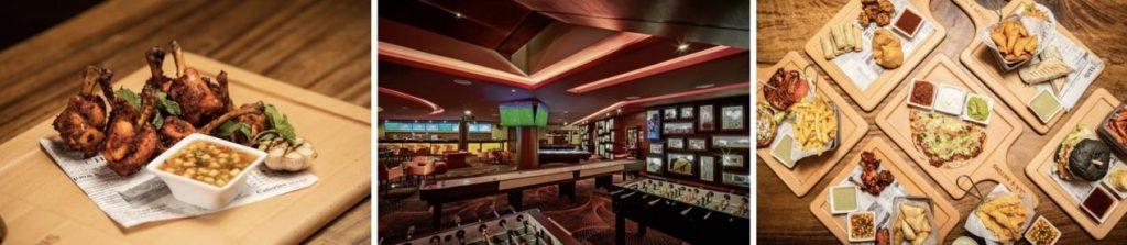 An immersive IPL experience awaits at Qube Sports Bar