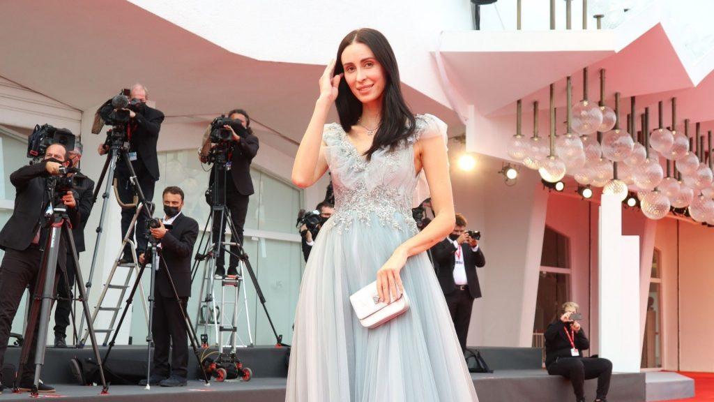 ELVIRA JAIN STUNS IN A DREAMY TULLE DRESS