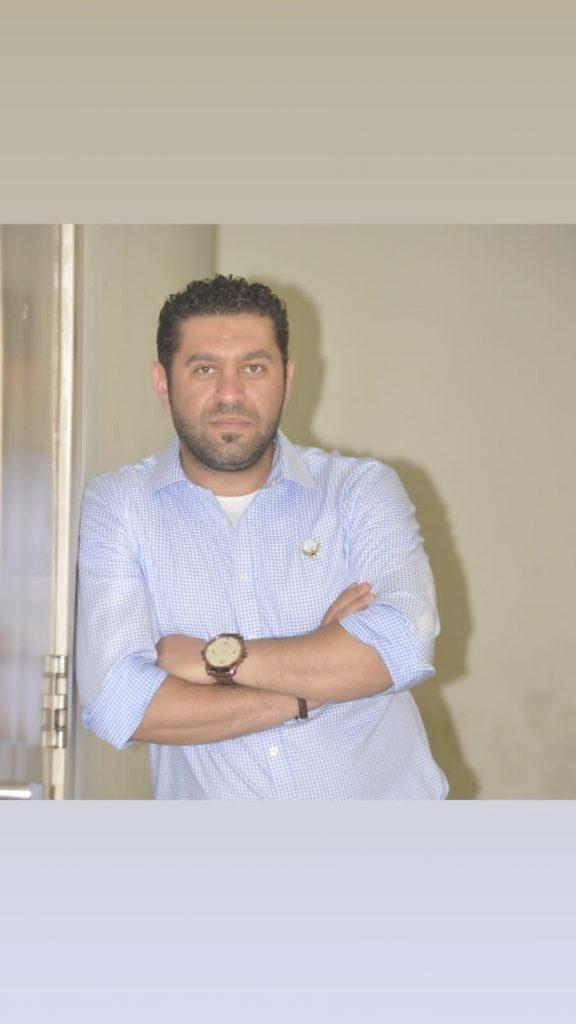 """أحمد عباس القاضي يشارك فى مسلسل """"وعد إبليس"""" مع عمرو يوسف"""
