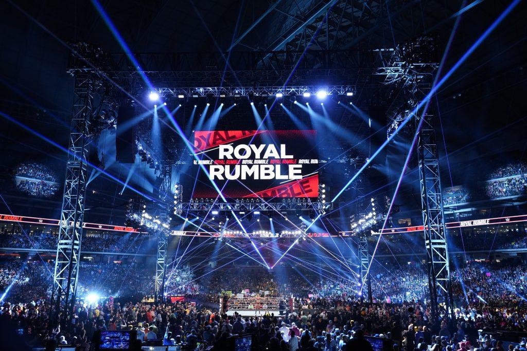 WWE تعلن عن موقع وموعد رويال رامبل