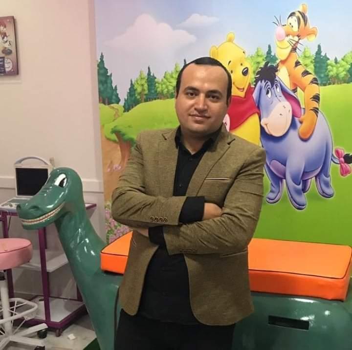 الإعلامي الشربيني محمد الشربيني يستعد لعرض أولى حلقات برنامجه الجديد