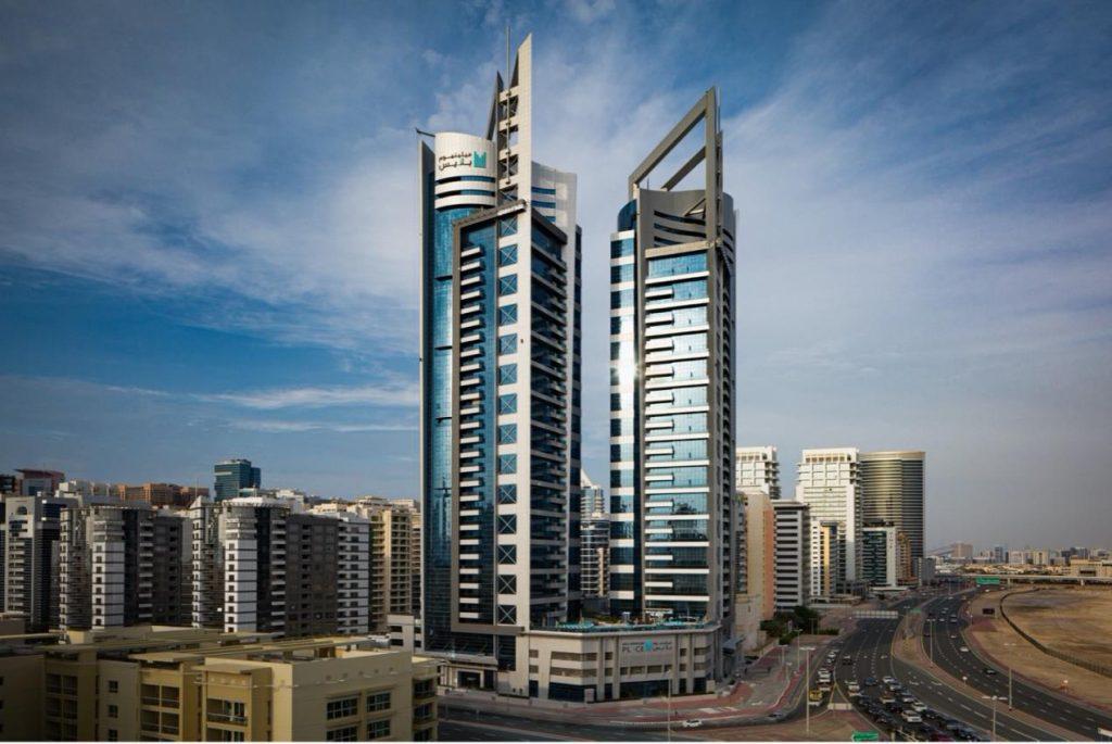 فندق ميلينيوم بلايس برشا هايتس يحصل على علامة خبراء السلامة والنظافة المرموقة من دبي للسياحة