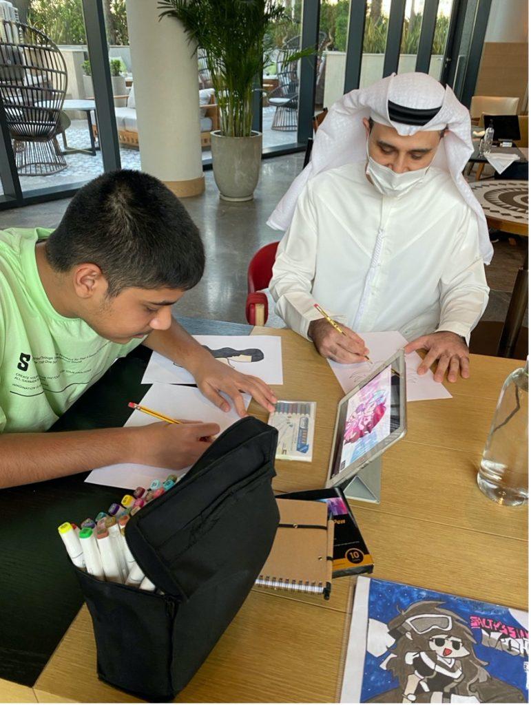 فندق إنديجو دبي داون تاون يتعاون مع جمعية أبطال الأمل لدعم أصحاب الهمم