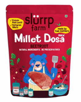 Millet Dosa Mix (Beetroot flavour): AED 8.00