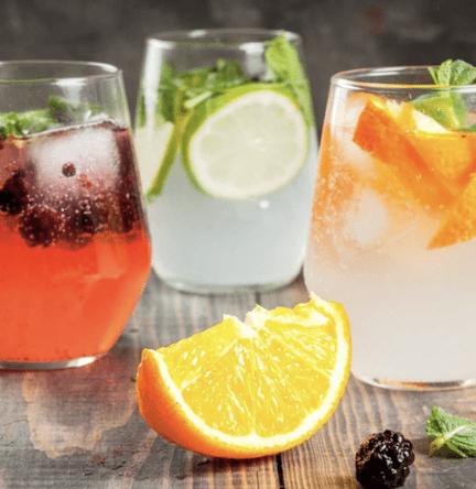 """لمحة عن منتجات """"درينك دراي"""" - أول سوق رقمية للمشروبات غير الكحولية الفاخرة في المنطقة"""