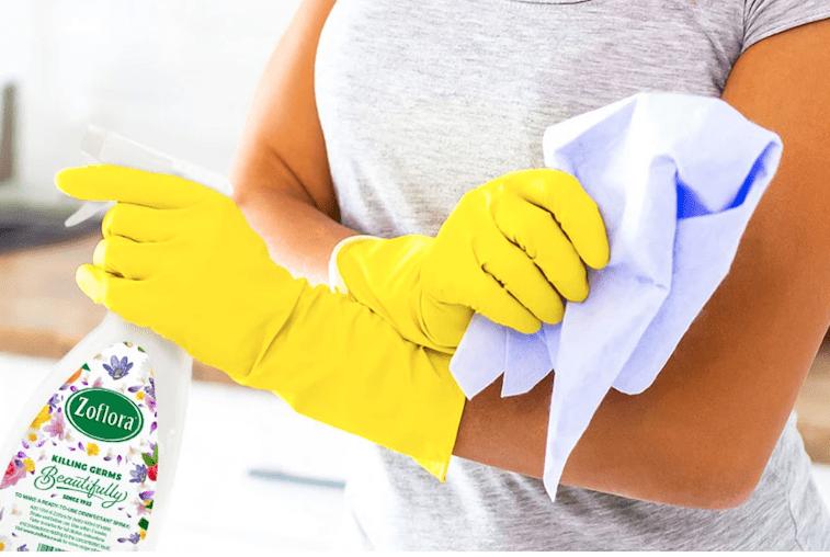 اتبع هذه النصائح لتحافظ على منزلك خالياً من الجراثيم