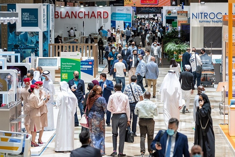 Informa Markets report reveals new technology and equipment the main opportunities for growth in the GCC healthcare sector