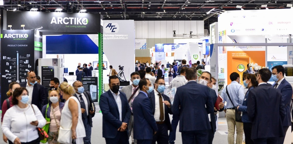 Arab Health and Medlab Middle East confirmed for 24-27 January 2022