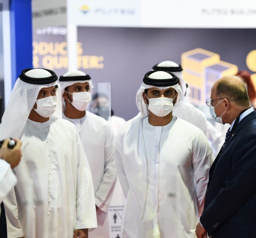 His Highness Sheikh Mansoor bin Mohammed bin Rashid Al Maktoum opens The Big 5 2021