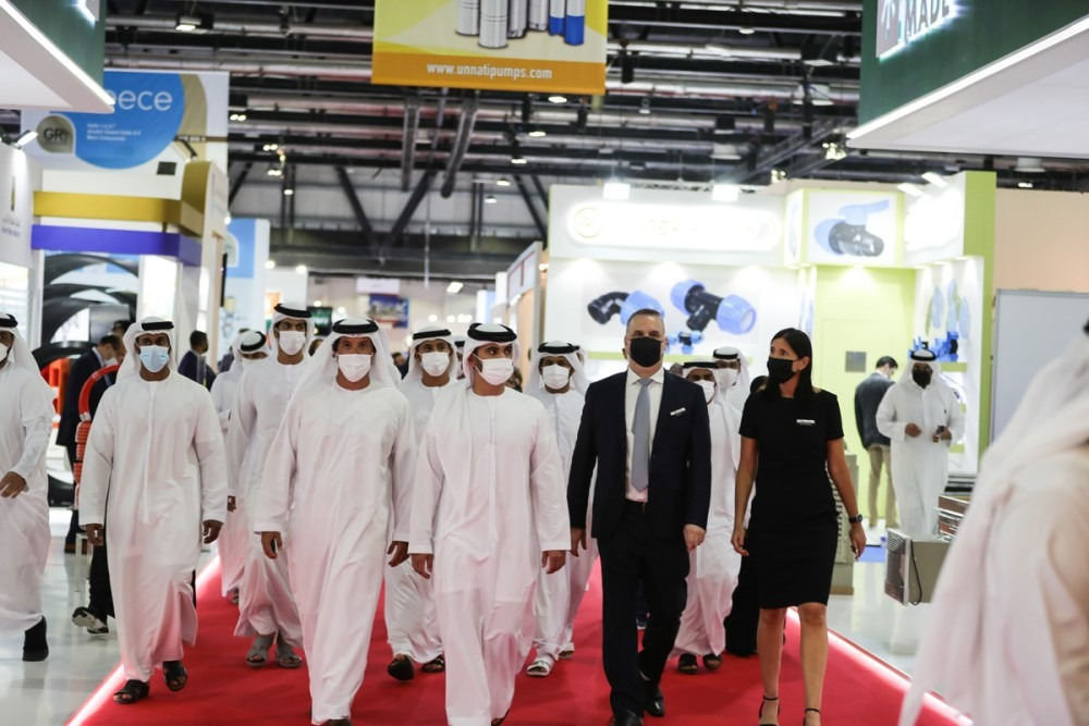 The Big 5 hosts over 36,000 global professionals in Dubai at the first in-person construction event in two years