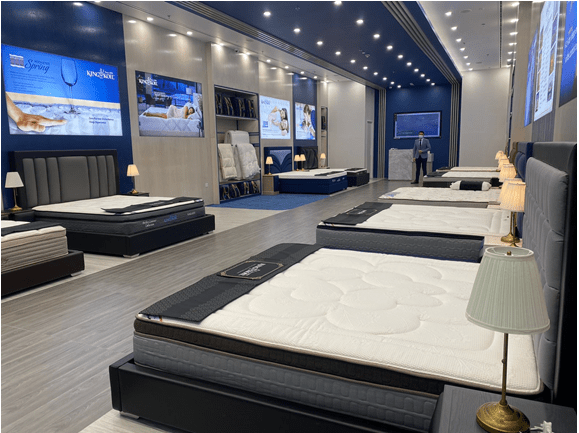 King Koil brings luxurious comfort to Mirdif City Center