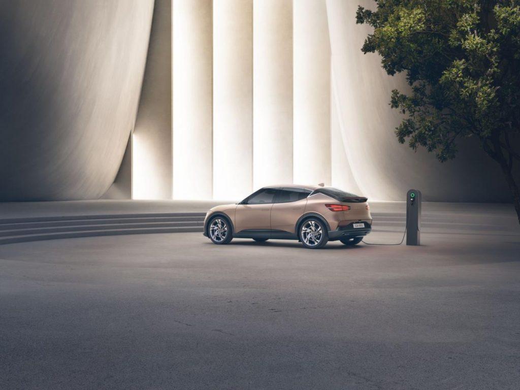 سيارة تجسد فلسفة التصميم لجينيسيس وترسخ معايير جديدة في التصميم المستدام والفاخر