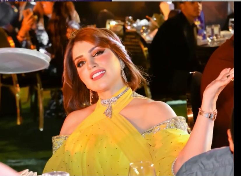 تكريم حنان المطوع في مهرجان الفضائيات العربية وتواصل التحضير لبرنامجها الجديد