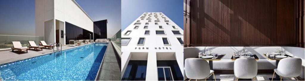 Form Hotel Dubai: The art deco-inspired concept you never knew you needed