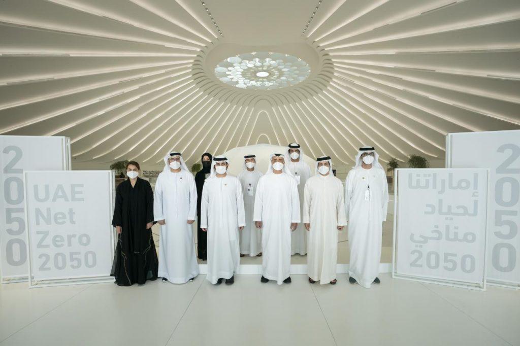 بحضور محمد بن زايد .. الإمارات تعلن عن هدفها السعي لتحقيق الحياد المناخي بحلول2050