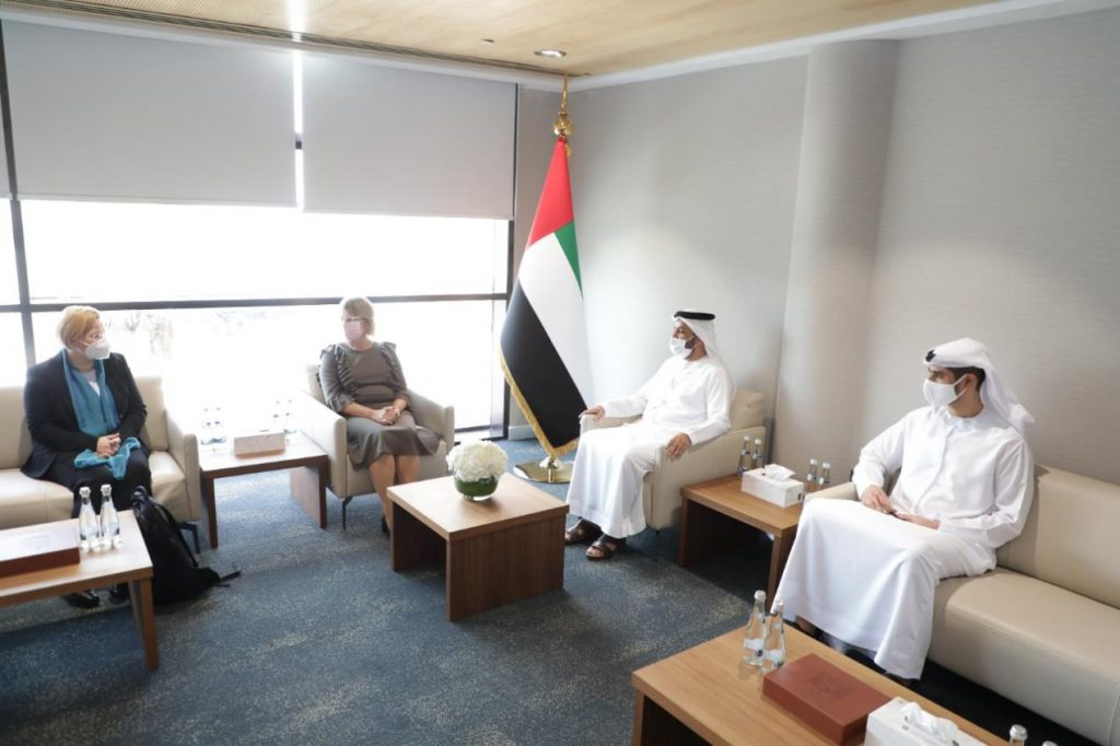 The UAE and Finland have a strong bilateral partnership built on decades of cooperation in priority industries including science and technology