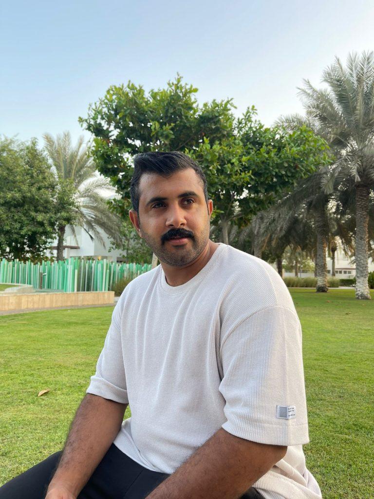 سعيد الحربي يشارك في مسرحية جمر اللحظة
