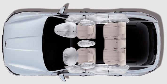 طرازات جينيسيس تزود السائقين بأحدث التقنيات وتركّز على السلامة كأبرز أولوياتها