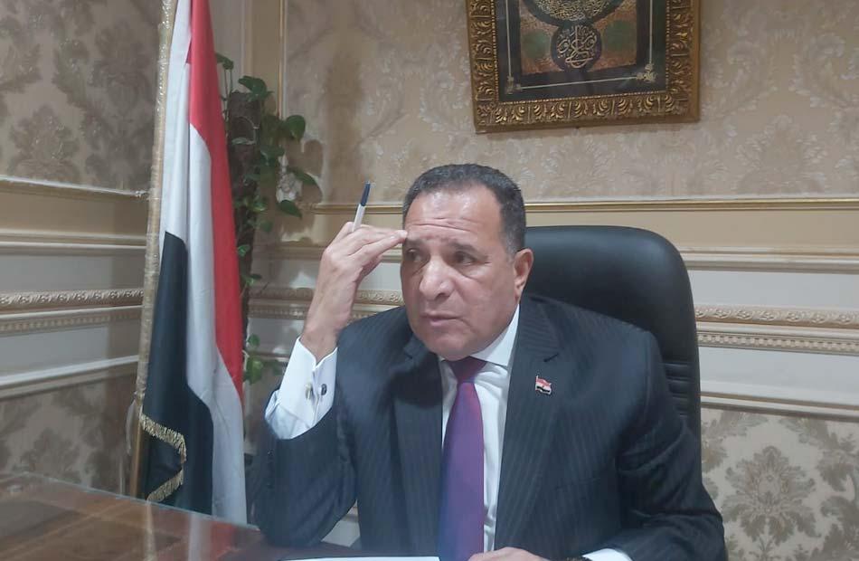 النائب محمد صلاح ابوهميلة يرصد أسباب زيادة صادرات مصر من المنتجات الزراعية لـ 4.8 مليون طن